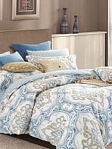 Постельное белье ТомДом Хлонди постельное белье cleo кпб сатин набивной люкс дизайн 320 семейный