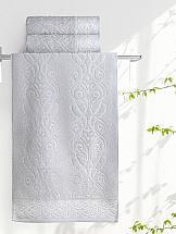 Полотенце ТомДом Полотенце Ганадова (холодный серый)