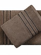 цена Полотенце ТомДом Самфир (темно-коричневый) онлайн в 2017 году