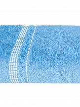 Полотенце ТомДом Зановер (синий) полотенца нордтекс полотенце aquarelle фотобордюр письмо спокойный синий 50 90 см