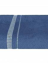 Полотенце ТомДом Ованга (темно-синий) полотенца нордтекс полотенце aquarelle фотобордюр письмо спокойный синий 50 90 см