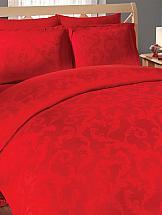 Покрывало ТомДом Стенфли (бордовый) покрывала indibird home покрывало riviera collection ницца цвет абрикосовый 180х220 100% хлопок