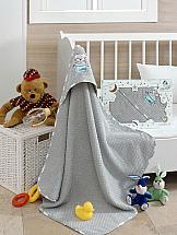 Фото - Полотенце ТомДом Менкиси (серый) полотенце томдом форлис серый