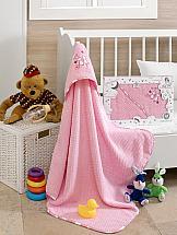 Полотенце ТомДом Менкиси (розовый) полотенце томдом ласанда розовый