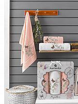 Комплект полотенец ТомДом Старсон (оранжевый) комплект полотенец томдом старсон фиолетовый