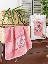 Полотенце ТомДом Ласанда (брусничный) полотенце томдом ласанда розовый