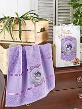 Полотенце ТомДом Ласанда (лиловый) полотенца soavita полотенце chloe цвет светло лиловый 30х70 см 3 шт