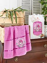 Полотенце ТомДом Ласанда (светло-лиловый) полотенца soavita полотенце chloe цвет светло лиловый 30х70 см 3 шт