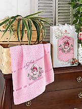 Полотенце ТомДом Ласанда (розовый) полотенце томдом ласанда розовый