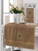 Полотенце ТомДом Дамифа (коричневый)