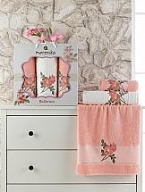 Комплект полотенец ТомДом Симпо (оранжевый)