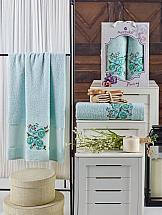 Комплект полотенец ТомДом Тумера (мятный)