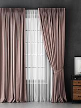 цена на Комплект штор ТомДом Алекса (розовый)
