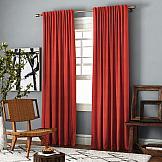 Комплект штор ТомДом Ибица (красный) комплект штор томдом ритика