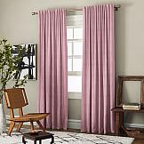 цена на Комплект штор ТомДом Ибица (розовый)