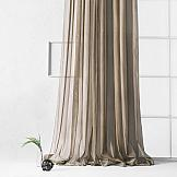 Тюль ТомДом Рохо (коричневый) тюль томдом рохо лавандовый