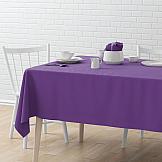 цена Скатерть ТомДом Дарай (фиолетовый) онлайн в 2017 году