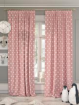 Комплект штор ТомДом Мортика (розовый) фотошторы сирень чайные поля фшст001 13543 розовый 260 х 150 см 2 шт
