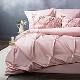 Постельное белье ТомДом Маррель розовый цены