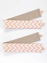 Аксессуар для штор ТомДом Подхват «Лаод» персиковый комплект для купания фея цвет персиковый 2 предмета