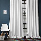 Комплект штор ТомДом Джерри (белый) комплект штор aliena на ленте цвет белый высота 220 см