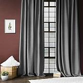 Комплект штор ТомДом Джерри (серый)