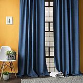 Комплект штор ТомДом Джерри (синий)