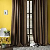 Комплект штор ТомДом Джерри (коричневый) комплект штор томдом элонар коричневый