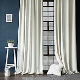 Комплект штор ТомДом Конни (белый) комплект штор томдом легия к белый