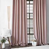 Комплект штор ТомДом Конни (розовый)