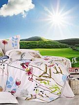 Постельное белье ТомДом Тони постельное белье arya кпб arya majestik бамбук barton 1 5 спальный розовый