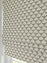 Римская штора ТомДом Пансит (серый) римская штора томдом клортанс