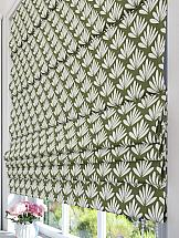 Римская штора ТомДом Пансит (зеленый) римская штора томдом глемсис
