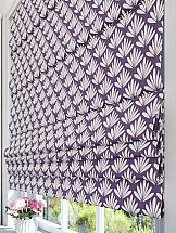 Римская штора ТомДом Пансит (фиолетовый)