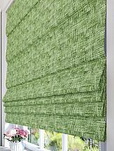 Римская штора ТомДом Терлон (зеленый) римская штора томдом глемсис