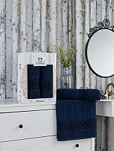 Комплект полотенец ТомДом Гансит (синий) комплект полотенец томдом смиволия синий