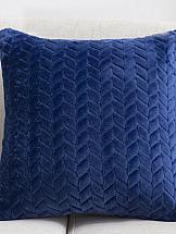 Наволочка ТомДом Авриотс (синий) декоративные подушки tango декоративная наволочка emily 45х45