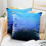 Наволочка ТомДом Павенс (синий) декоративные подушки tango декоративная наволочка emily 45х45