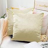 Наволочка ТомДом Павенс (кремовый) декоративные подушки tango декоративная наволочка emily 45х45