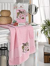 Полотенце ТомДом Эфромия (светло-розовый)