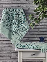 Полотенце ТомДом Удри (зеленый)