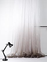 Тюль ТомДом Алва (коричневый)