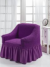 Чехлы для мебели ТомДом Дилансо (фиолетовый)