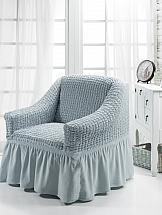 Чехлы для мебели ТомДом Дилансо (серый) чехлы для дивана томдом дилансо грязно розовый