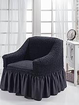 Чехлы для мебели ТомДом Дилансо (темно-серый) чехлы для дивана томдом дилансо грязно розовый