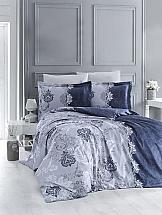 Постельное белье ТомДом Вимзир (синий) все цены