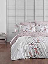 Постельное белье ТомДом Самбирт (белый) постельное белье 1 5 сп аллея звезд сирень