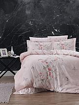 Постельное белье ТомДом Самбирт (пудра) постельное белье 1 5 сп аллея звезд сирень