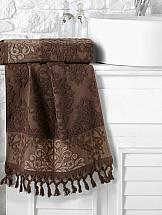 Полотенце ТомДом Валенго (коричневый)