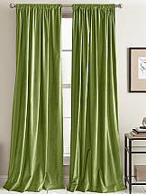 Комплект штор ТомДом Фрови (зеленый) комплект штор томдом клэнтон зеленый